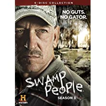 Swamp People: Season 3 [DVD] (2013)