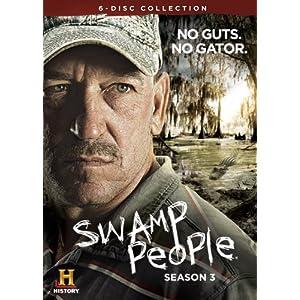 Swamp People: Season 3 [DVD] (2013)