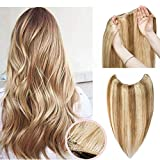 Best Human Hair Extensions - Hidden Invisible Crown Human Hair Extensions One Piece Review