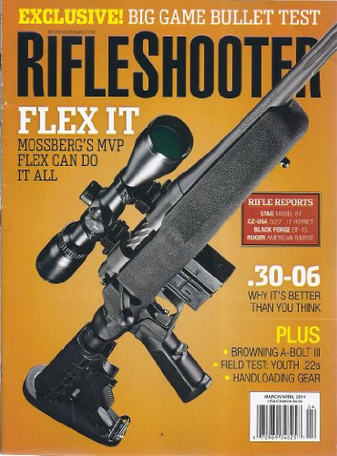Rifle Shooter (March/April 2014)
