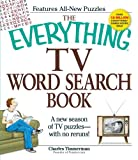 The Everything TV Word Search Book: A new season of TV puzzles - with no reruns!