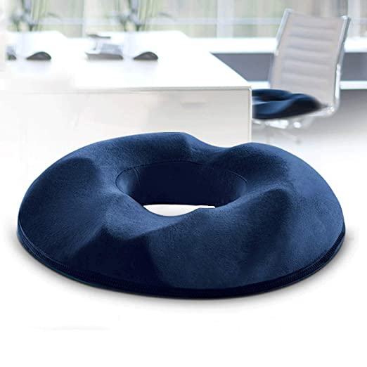 Cojín de asiento cómodo para silla de oficina, asiento de ...