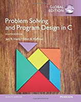 Problem Solving and Program Design in C, 8th Global Edition Front Cover