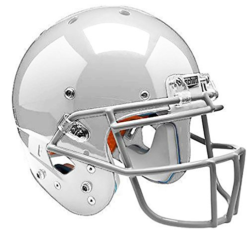 Schutt Sports Youth AiR XP Hybrid Football Helmet without Faceguard, Medium, White (Schutt Youth Air Xp)