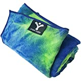 Yoga Mate Perfect Yoga Towel – Super Soft, Sweat Absorbent, Non-Slip Bikram Hot Yoga Towels | Perfect Size For Mat – Ideal For Hot Yoga & Pilates!