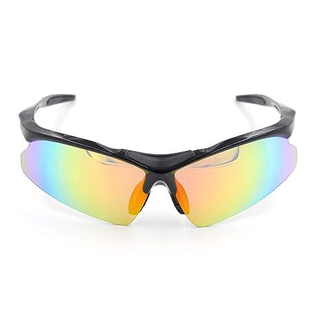 GBY, Inc. Gafas de Sol polarizadas para Bicicleta de montaña ...