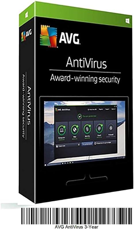 AVG AntiVirus - 3 años: Amazon.es: Electrónica