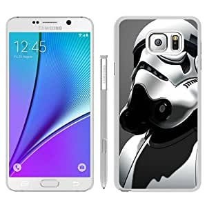 Hot Sale Samsung Galaxy Note 5 Case ,Unique And Durable Designed Case With Star Wars Stormtrooper white Samsung Galaxy Note 5 Cover Phone Case