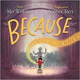 Image result for because mo willems amazon