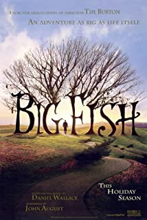 Image result for big fish movie poster