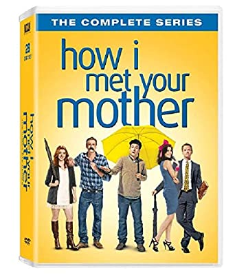 how i met your mother full box set