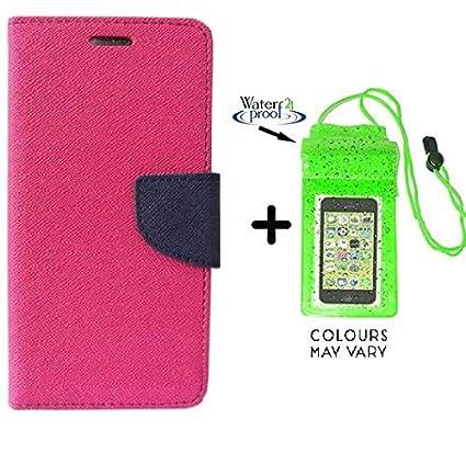 wholesale dealer c0183 519ba MOSHUM Oppo Realme 1 Cover/Wallet flip for Realme 1: Amazon.in ...