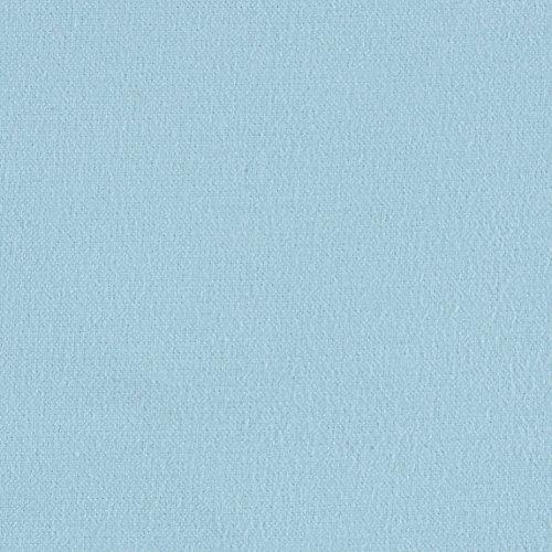 (Maywood Studio Warm & Fuzzy Flannel Solids Too Powder Blue Fabric by The Yard)