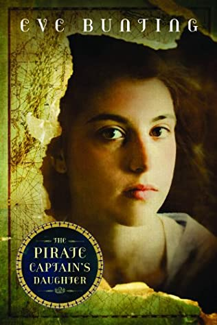 book cover of The Pirate Captain\'s Daughter