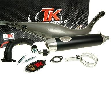 Turbo Kit - Escape Turbo Kit Quad / Atv 2T - Kymco Mxu 50: Amazon.es: Juguetes y juegos