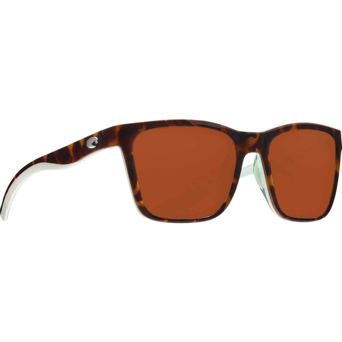 Costa Panga Multi-Color Plastic Frame Copper Lens Unisex Sunglasses PAG255OCP by Costa Del Mar
