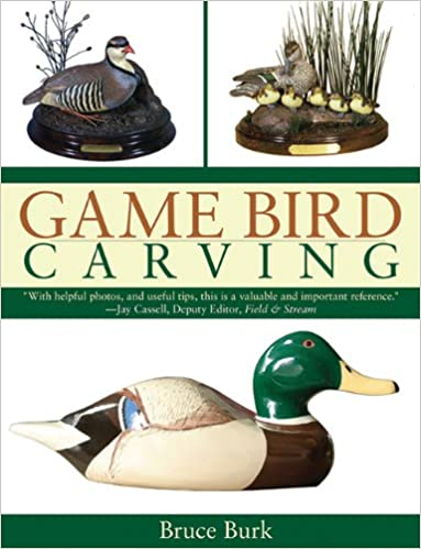 Game Bird Carving