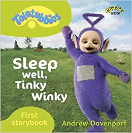 Sleep Well, Tinky Winky? (Teletubbies): 9781405906791: Amazon.com: Books