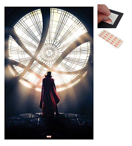 with Doctor Strange Posters design