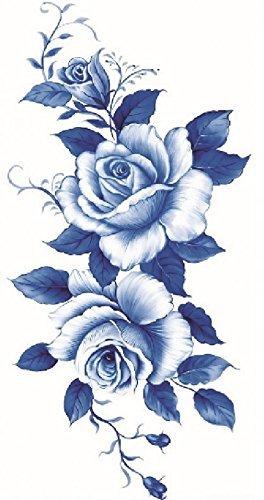 Grashine nuevo diseño de tatuajes temporales, pegatinas hermosas ...