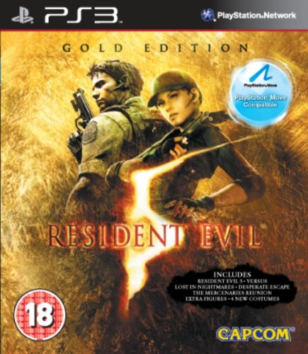 Resident Evil 5 Gold Edition for PS3 - 3