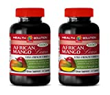 Organic african mango diet pills - AFRICAN MANGO LEAN Extra strength Formula 1200mg - Fat burner for weight loss women (2 Bottles 120 capsules)