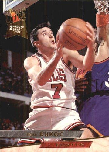 l Rookie Card (1993-94) #221 Toni Kukoc Near Mint/Mint ()
