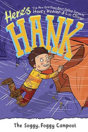 The Soggy, Foggy Campout #8 (Here's Hank) - Kindle edition by ...