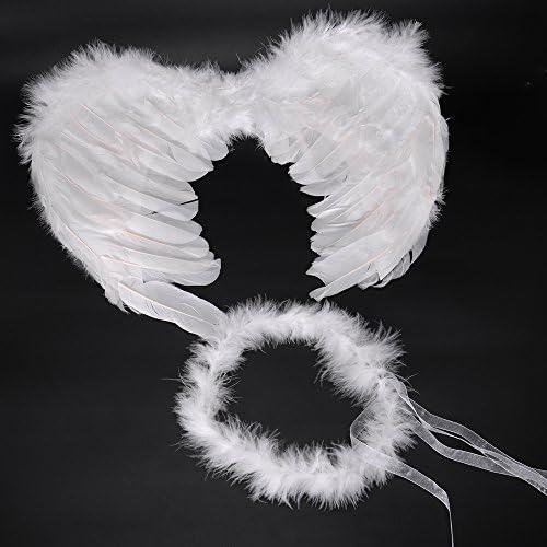 LOL Surprise doll accessories angel wing halo headband