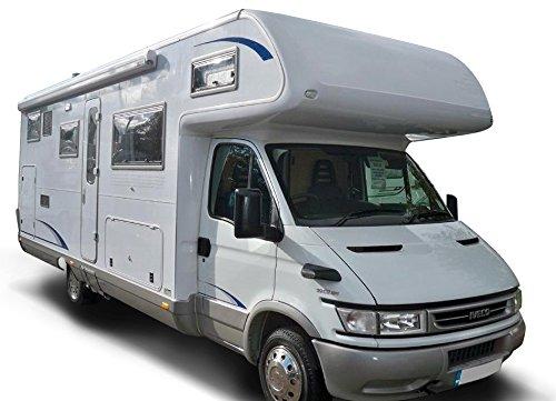 16 Pulgadas Tapacubos (4 unidades + válvula garantía Acero Inoxidable fahrzeugspezifisch para zwillingsbereifte coches o furgonetas y: Amazon.es: Coche y ...