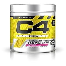 Cellucor, C4 Original Explosive Pre-Workout Supplement, Watermelon, 30 Servings