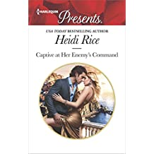 Captive at Her Enemy's Command (Harlequin Presents)