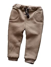 Warm Autumn And Winter Boys Trousers