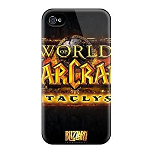 Premium Blizzard Entertainment World Of Warcraft Cataclysm Heavy-duty Protection Cases For Iphone 5C