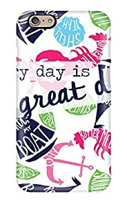 Fashion Tpu Case For Iphone 6- Awesome Great Defender Case Cover