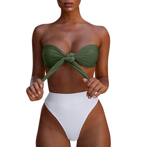 1e440f828ea3 SamMoSon 2019 Bikinis Conjunto Brasileños Mujer Sexys Braga Alta ...