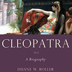 Cleopatra: A Biography  Audiobook