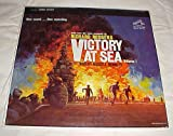 Victory At Sea Vol. 1 Suite From the Score Composed By Richard Rodgers Arranged and Conducted By Robert Russell Bennett and RCA Victor Symphony Orchestra Record Album Vinyl LP