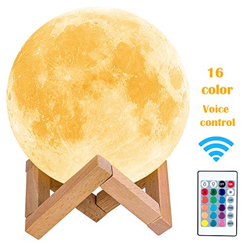 toyuugo Moon lamp (5.9 Inch)