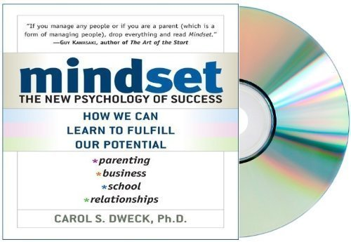 mind set Audiobook Psychology Unabridged product image