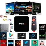 Bros Unite M8S Plus Tv Box Amlogic S812 Quad-Core Streaming Media Player Smart Tv Box 2G/16G