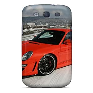 Hard Plastic Galaxy S3 Cases Back Covers,hot Porsche Gt2 Avalanche Cases At Perfect Customized