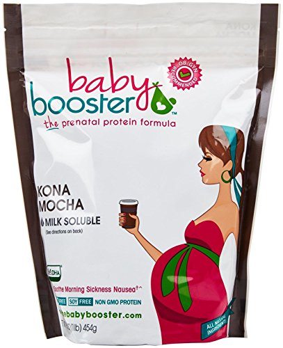 Baby Booster Prenatal Protein Powder product image