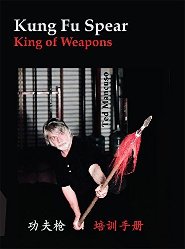 Kung Fu Spear: King of Weapons (Book & DVD)