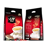 TRUNG NGUYEN Chunguen G7 16g ~ 100 bags instant hot ice coffee 3in1 Vietnam coffee [parallel import goods]