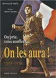 Image de On prie, vous souffrez, on les aura ! (French Edition)