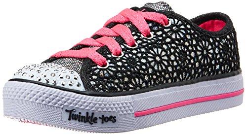 fb0aaed3b279 Skechers Kids 10387L Glitter Dayz Light-Up Sneaker (Little Kid) - Buy  Online in UAE.