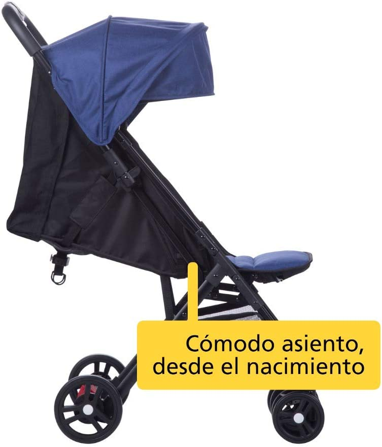 Silla de paseo plegable y multifuncional color azul Safety 1st TEENY Baleine Blue Chic unisex