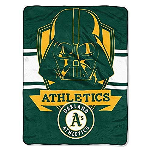 Officially Licensed MLB Oakland Athletics Star Wars Cobranded
