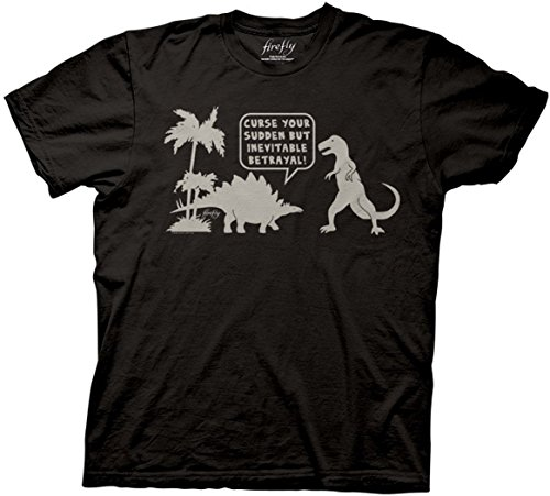 Firefly - Curse Your Sudden Betrayal T-Shirt Size XL